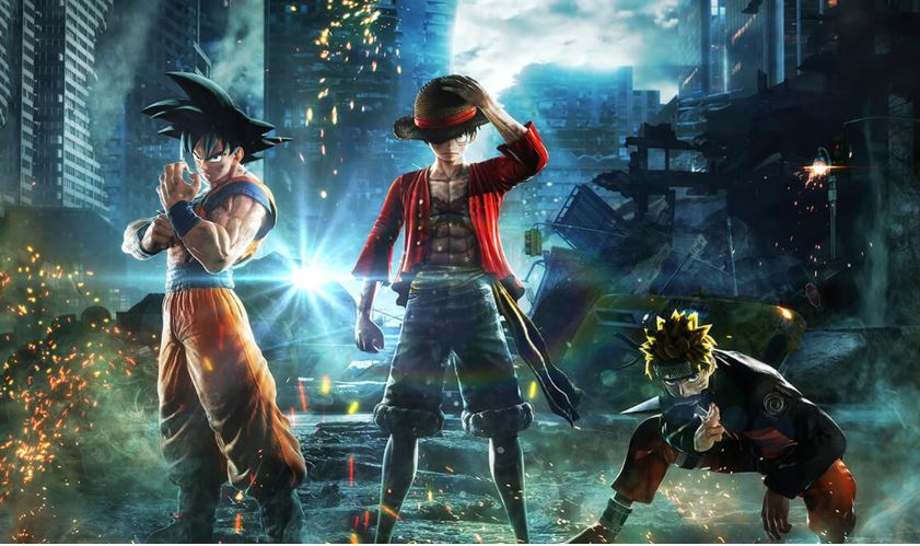 Jump Force Reserva