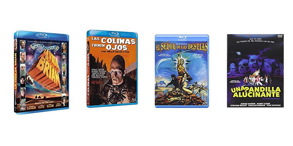Promoción 4×20€ en Blu-Ray y DVD hasta el 23 de septiembre